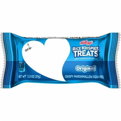 Rice Krispies Treats Original Crispy Marshmallow Square Perspective: front