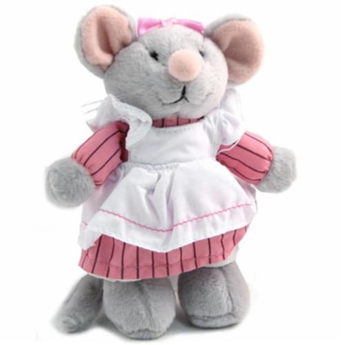 Alfred 00-18791 Music for Little Mozarts- Plush Toy- Nannerl Mouse - Music Book Perspective: front