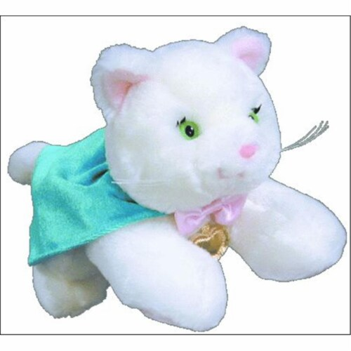 Alfred 00-19767 Music for Little Mozarts- Plush Toy- Clara Schumann-Cat - Music Book Perspective: front