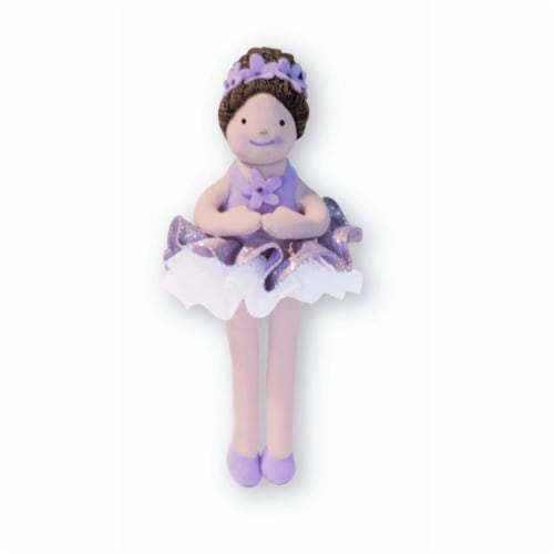 Alfred 00-21229 Music for Little Mozarts- Plush Toy- Nina Ballerina - Music Book Perspective: front