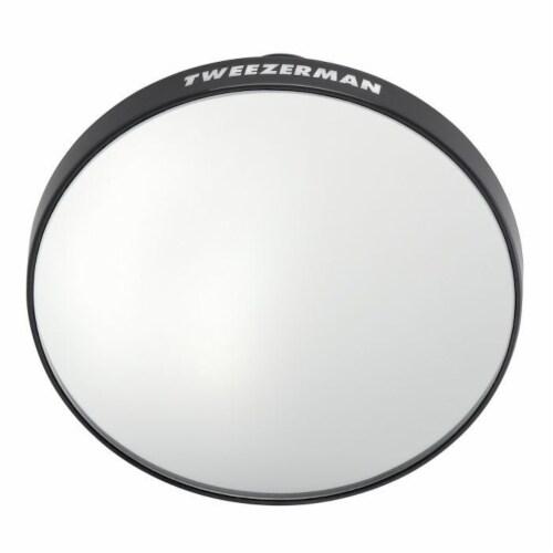 Tweezerman 12x Magnification Mirror Perspective: front