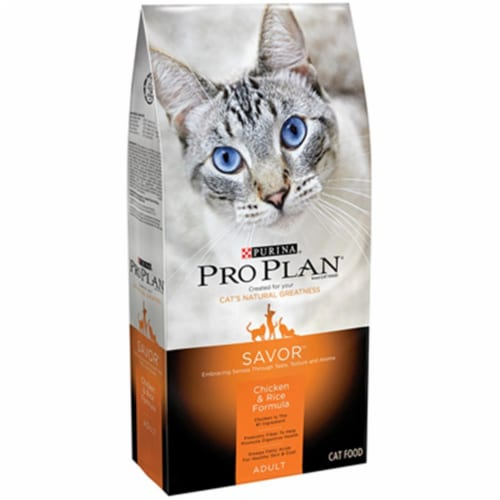 American Distribution 830143 3.5 lbs Purina Pro Plan Salmon Food Perspective: front