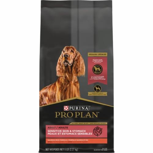 Purina 6# Pp Skn&stm Dog Food 381123 Perspective: front