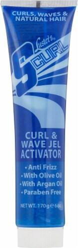Luster's S-Curl Wave Gel Activator Perspective: front