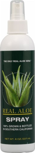 Real Aloe Spray Perspective: front