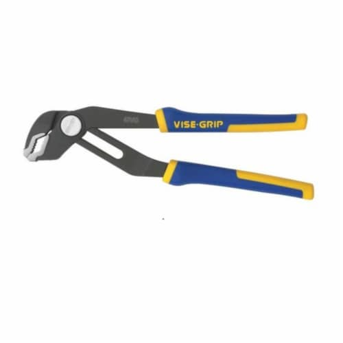 Irwin Vise-Grip® GrooveLock Pliers Perspective: front