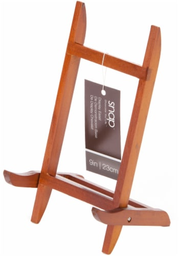 Marvelous Fred Meyer Pinnacle Snap Display Easel Walnut 9 In Caraccident5 Cool Chair Designs And Ideas Caraccident5Info