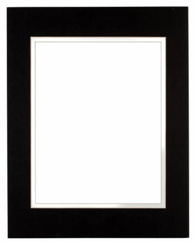 Fred Meyer - Pinnacle 5 x 7 Picture Frame with 3.5 x 5 Double Mat ...