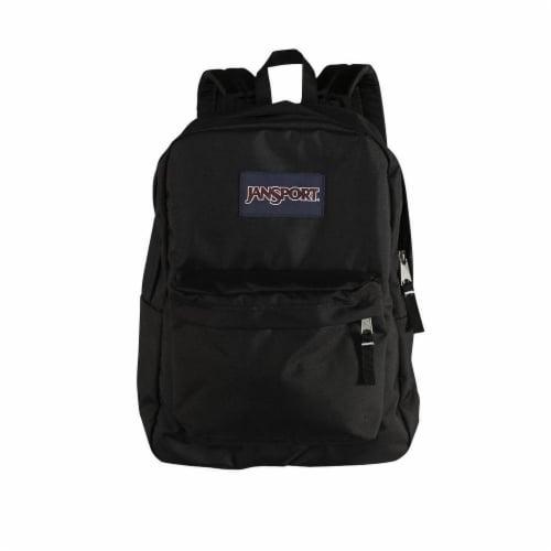 Jansport Superbreak® Backpack - Black Perspective: front