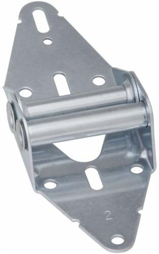 National Hardware 2-31/32 in. W x 7-9/16 in. L Steel Garage Door Hinge - Case Of: 1; Each Perspective: front