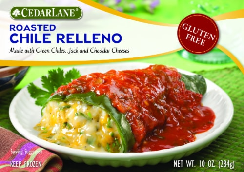Cedarlane Roasted Chile Relleno Perspective: front