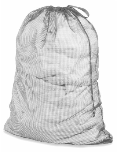 Whitmor Mesh Laundry Bag - Assorted Perspective: front