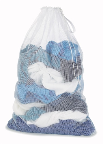 Whitmore Mesh Laundry Bag Perspective: front