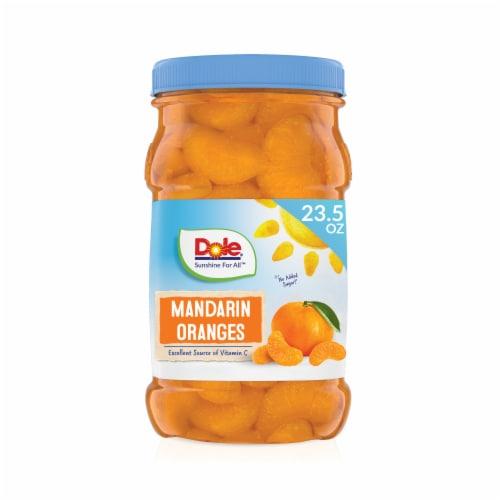 Dole Mandarin Oranges in 100% Fruit Juice Perspective: front