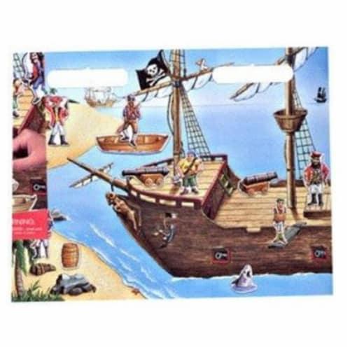 Smethport 7113 Create-A-Scene- Pirate Adventure Perspective: front