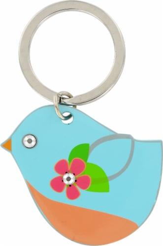 Hillman Diva Bird Keychain Perspective: front