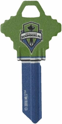 Hillman MLS Seattle Sounders Blank Key Perspective: front