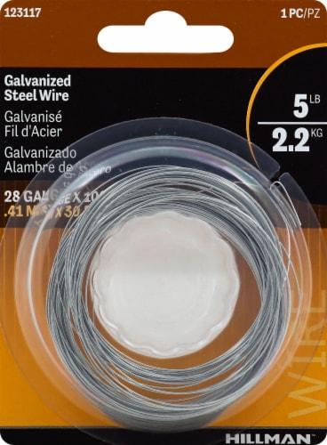 Hillman Galvanized Steel Wire Perspective: front