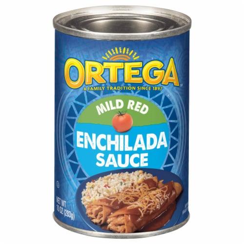 Ortega Red Enchilda Sauce Perspective: front
