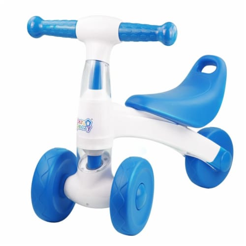 Eezy Peezy TM175 My Fun Trike, Blue Perspective: front