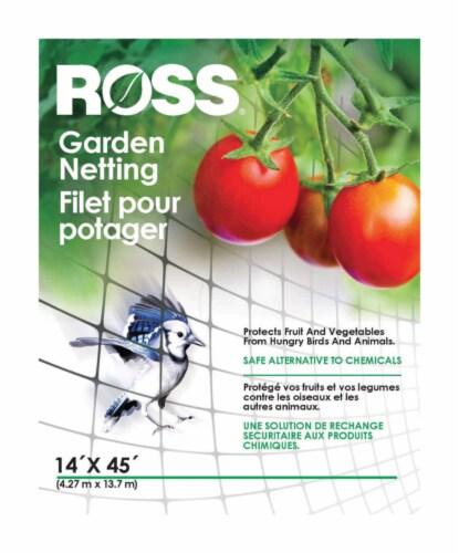 Ross Garden Netting Perspective: front