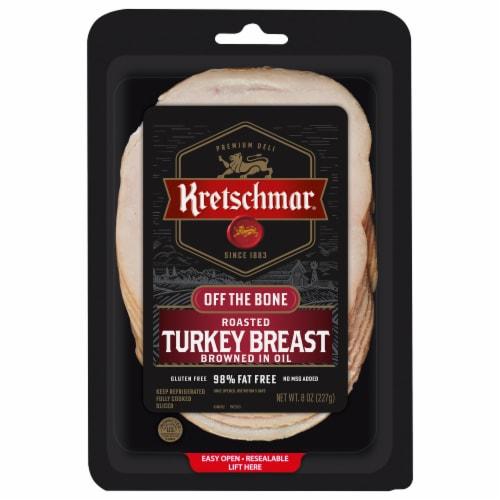 Kretschmar Off The Bone Turkey Breast Perspective: front