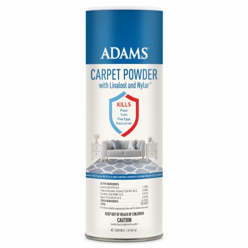 Adams Carpet Powder With Linalool Perspective: front