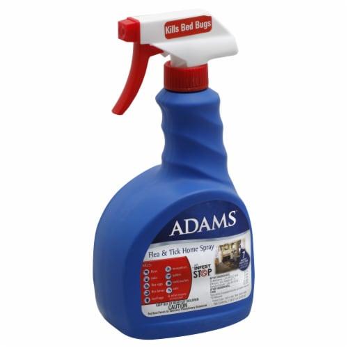 Adams Flea & Tick Home Spray Perspective: front