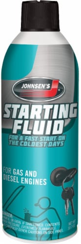 Johnsen's Starting Fluid Perspective: front
