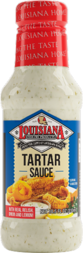 Louisiana Tartar Sauce Perspective: front