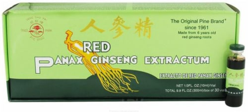 Prince of Peace  Red Panax Ginseng Extractum Perspective: front