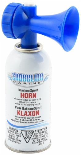 Shoreline Marine Air Horn Perspective: front