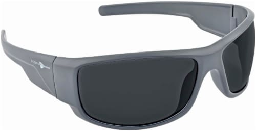 South Bend® Polarized Sunglasses - Black Perspective: front