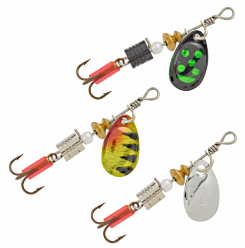 South Bend® Spin Trophy Pack - 3 Pieces Perspective: front