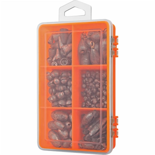 South Bend® Sinker Kit Assortment Perspective: front