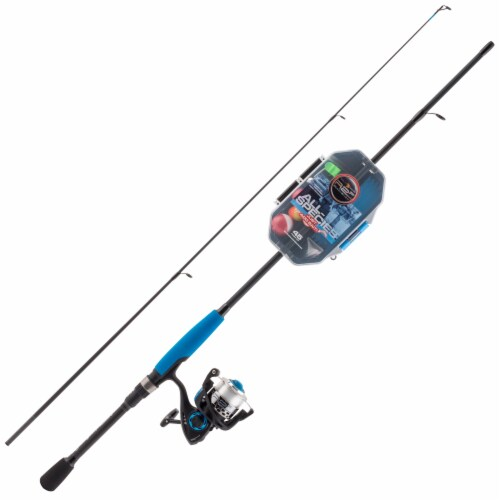 Ready 2 Fish Just Add Bait All Species Fishing Pole Perspective: front