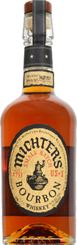 Michter's Small Batch Bourbon Whiskey Perspective: front
