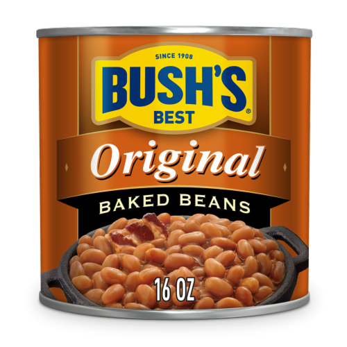 Bush's Best Original Baked Beans Perspective: front