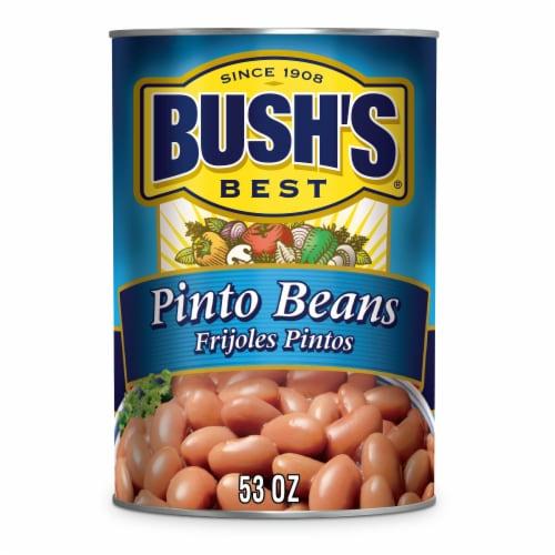 Bush's Best Pinto Beans Perspective: front