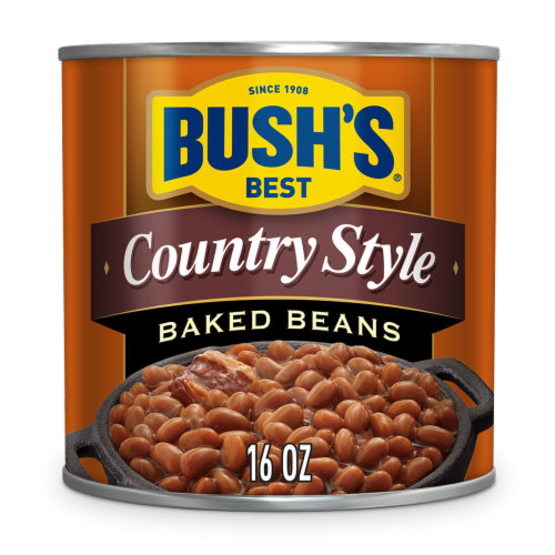 Bush's Best Country Style Baked Beans Perspective: front