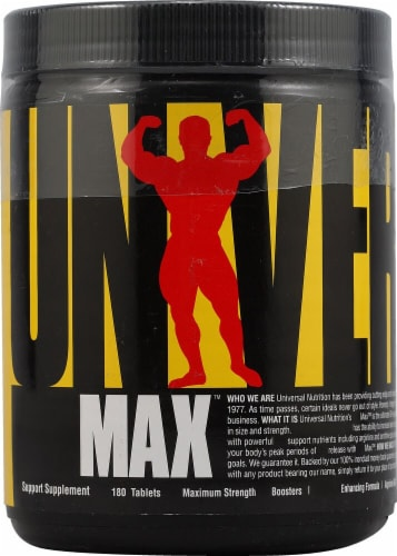 Universal Nutrition  Max™ Perspective: front