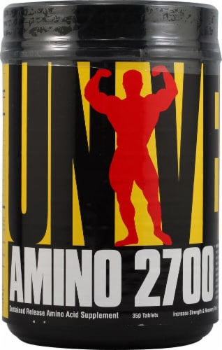 Universal Nutrition  Amino 2700™ Perspective: front
