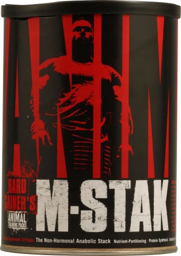 Animal  M-Stak™ Perspective: front