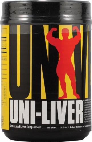 Universal Nutrition  Uni-Liver™ Perspective: front