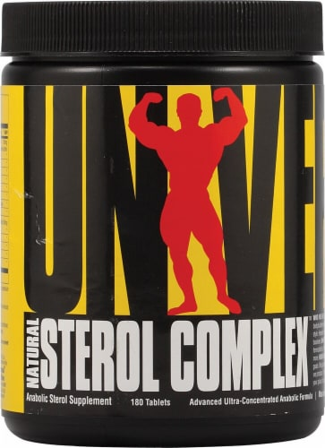 Universal Nutrition  Natural Sterol Complex™ Perspective: front