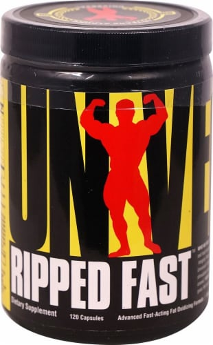 Universal Nutrition  Ripped Fast™ Perspective: front