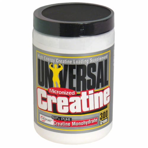 Uninutrition Micronized Creatine Powder Perspective: front