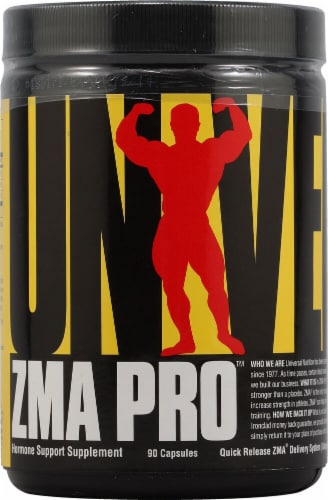Universal Nutrition  ZMA Pro™ Perspective: front
