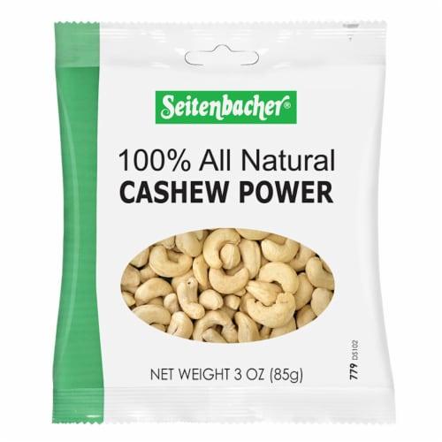 Seitenbacher 100% Natural Cashew Power Perspective: front