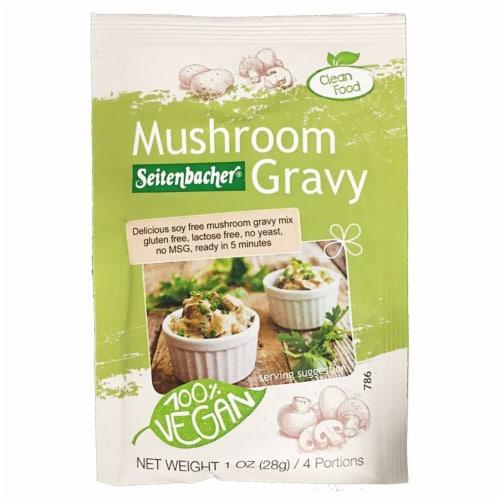 Seitenbacher Vegetarian Mushroom Gravy Perspective: front